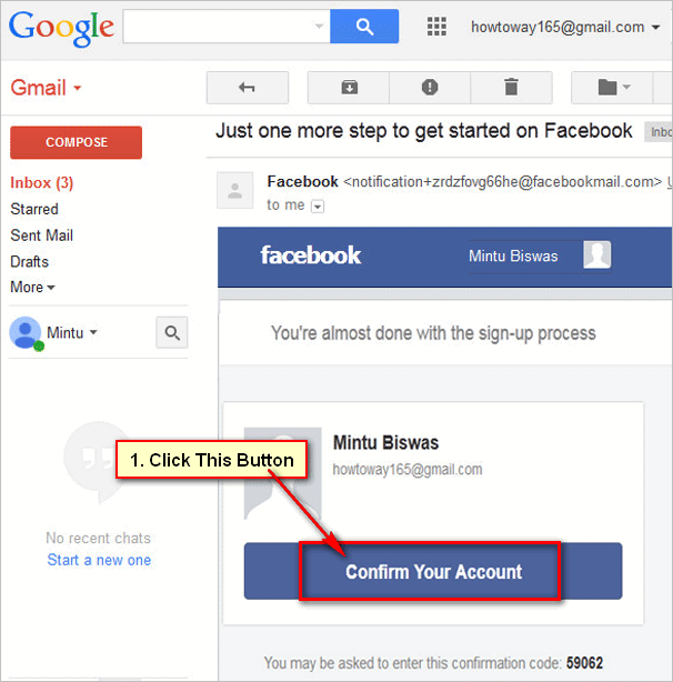 Facebook-Mail-Confirm