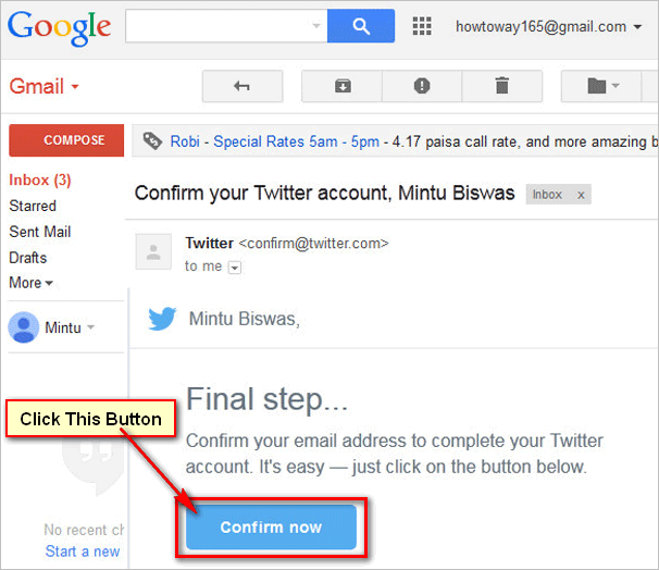 Twitter-Email-Confirms