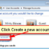 Create a New User Account on Windows 7