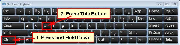 Google Chrome Bookmarks Using Keyboard Shortcut