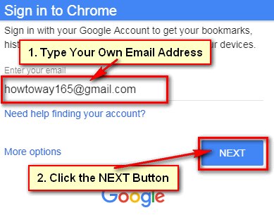 Google Chrome Classroom Sign In