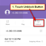 How to Unblock Text Messages on Android