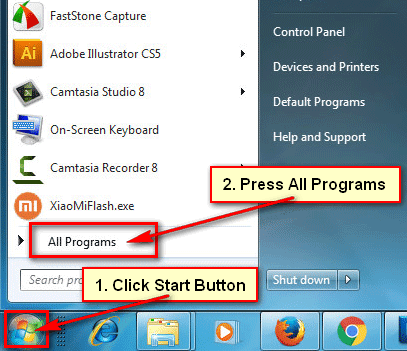How to record audio on Windows 7 PC