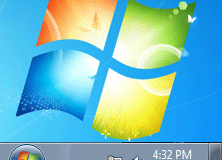 Auto-Hide Taskbar Windows 7
