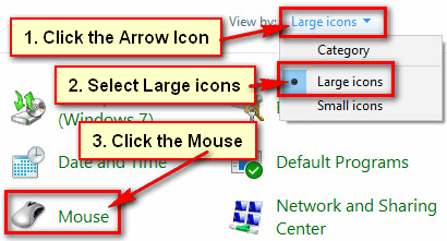 Change Cursor in Windows 10