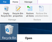 Easy Way to Empty Recycle Bin in Windows 10