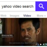 Find Out a Video Using Yahoo Video Search
