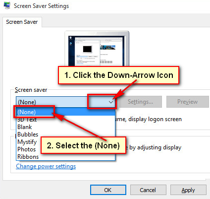 2 Best Ways to Turn Off or Disable Screensaver in Windows 10