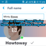 Change Skype Name