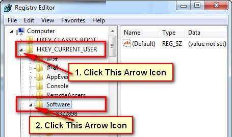 How to Delete Unwanted Registry Files in Windows 7