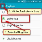 Where are Ringtones Stored on Android